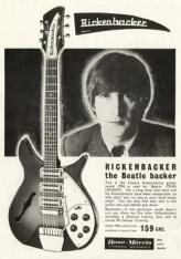 John Lennon Rickenbacker advert (1965)