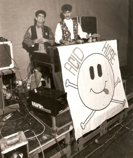 Acid House DJs