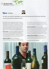 Huey Morgan's Wine Column from Mondo magazine (Issue 2)