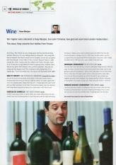 Huey Morgan's Wine Column from Mondo magazine (Issue 2)