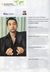 Huey Morgan's Wine Column from Mondo magazine (Issue 3)