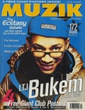 LTJ Bukem on the cover of Muzik (1996)