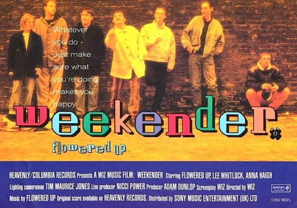 Flowered Up Weekender film poster